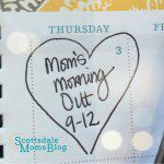 Mom's Morning Out. AKA: Heaven on Thursday.