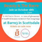 Beauty & the Barre! {Mom's Night Out Event}