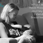 What I Would Have Missed-My Journey with Extended Breastfeeding
