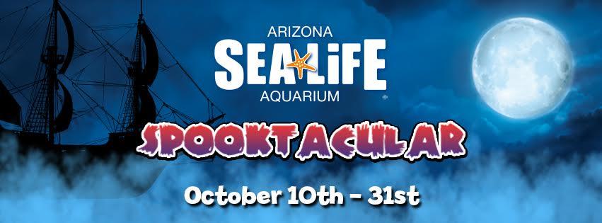 sealife spooktacular