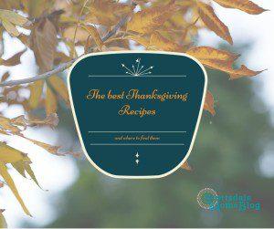The best ThanksgivingRecipes
