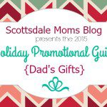SMB Holiday Gift Guide {Dads….what to get, where to go}