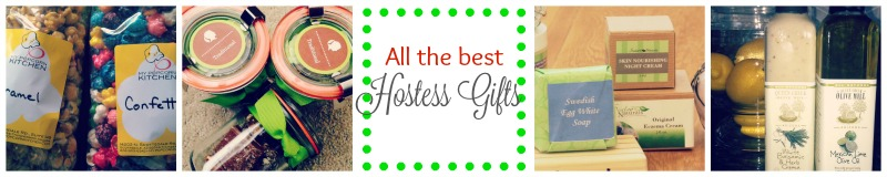 hostess collage