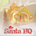 Santa HQ is coming to town….{a magical experience for your family}