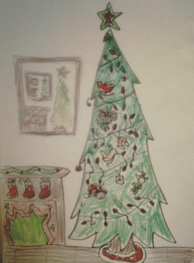 Memories of Christmas past.