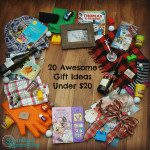 20 Awesome Gift Ideas Under $20