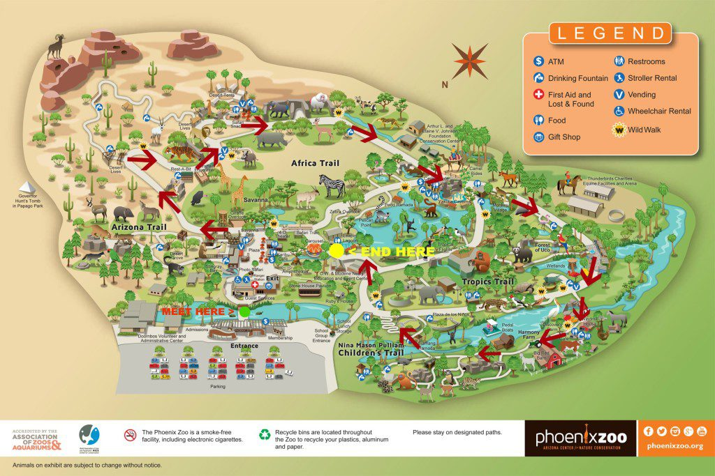 Zoo Walk