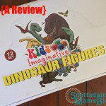 Kids Imaginative Dinosaur Figures {REVIEW}