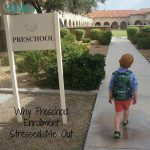 Why Preschool Enrollment Stressed Me Out