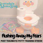 Flushing Away My Fears: Post Traumatic Potty Training Stress