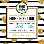 Mom's Night Out! {The Capital Grille Biltmore}