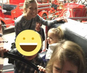 Birthday Party at Hall of Flame Firefighting Museum