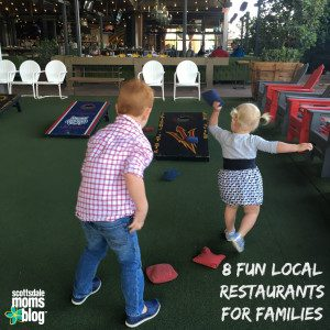 8 Fun Local Restaurants For Families