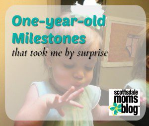 One Year Milestones