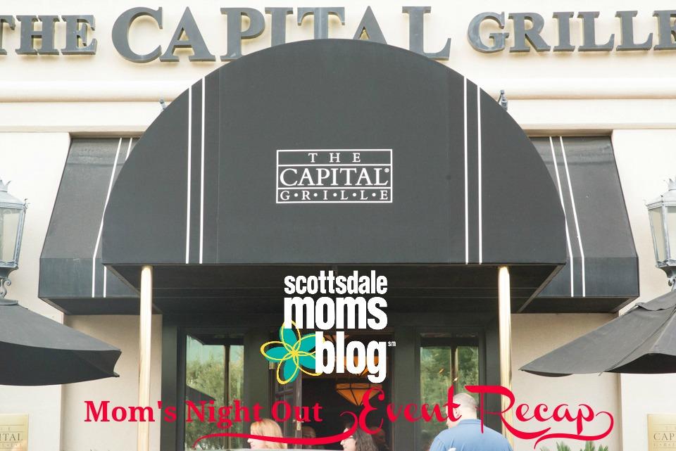 capital grille event recap
