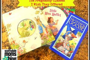 Nursery Rhymes 101? Sign me up!