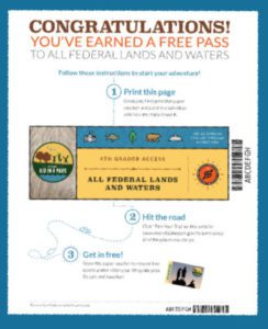 national parks for free