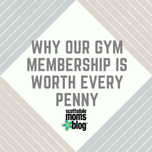 Why our gym membership is worth every penny