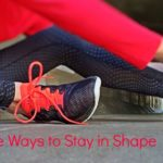 3 Simple Ways to Stay in Shape on Summer Vacation