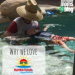 Top 4 Reasons we LOVE Sunsational Swim School