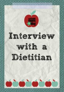 Packing Healthy School Lunches - Interview with a Dietitian