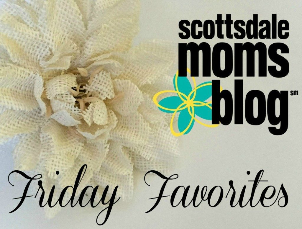 Friday favorites 3