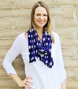 Megan McNamee, Registered Dietitian Nutritionist