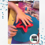 Easy Glitter Play-Doh for Us Less-Pinteresty Types