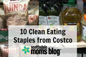 clean eating staples