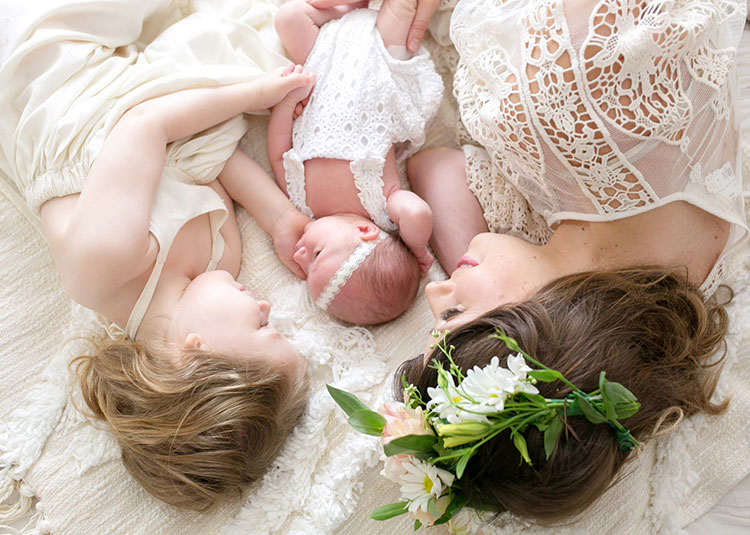 mother + child co. premium photography sessions by the love designed life + dream photography studio
