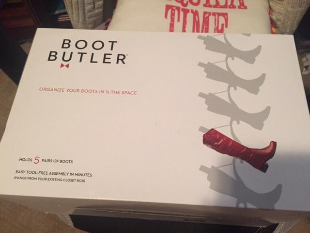 boot-butler
