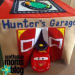 Shop Local: personalized play tent for toddlers
