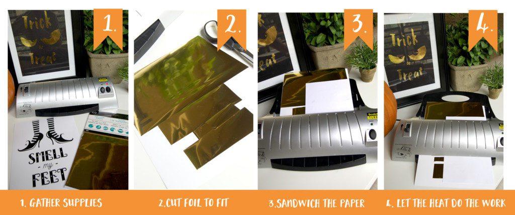 gold-foil-white-step-1