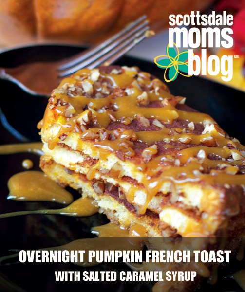 overnight pumpkin french toast