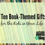 Ten Book Themed Gifts for the Kids in Your Life