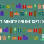 Last-Minute Online Gift Ideas