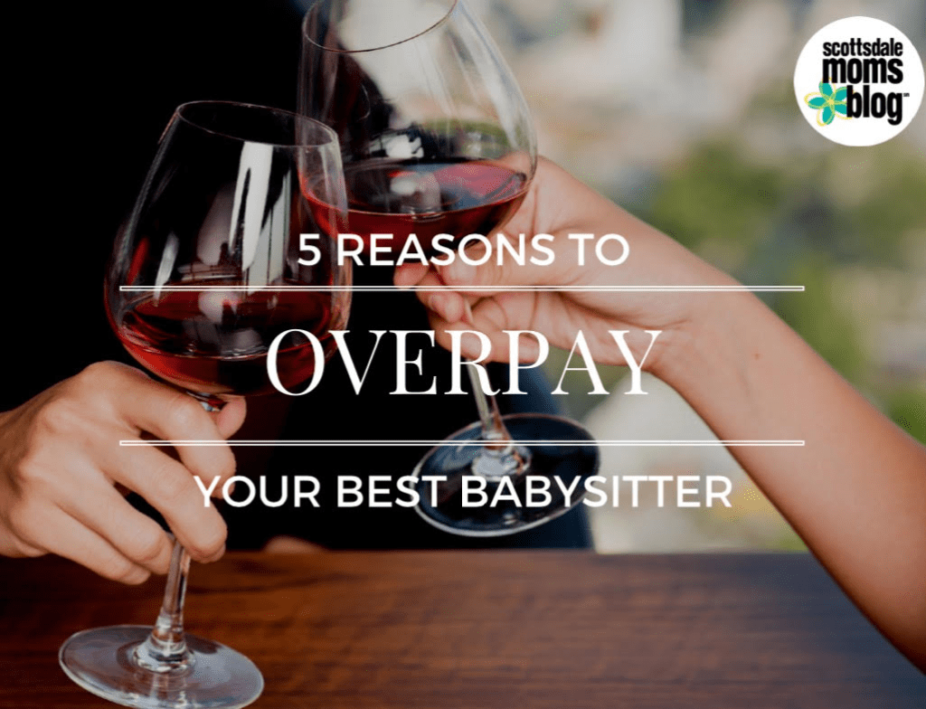 what to pay your babysitter