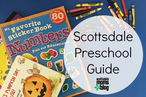 Scottsdale Preschool Guide