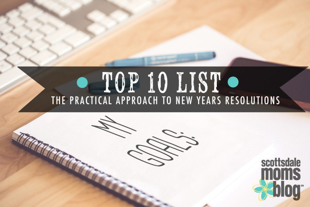 practical new years resolutions
