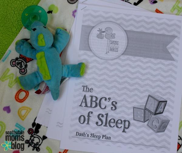 newborn sleep class