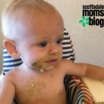 "Baby Led Weaning: One Mom's Journey with Introducing ""People"" Food"