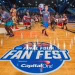 Come Ready to Play! {Final Four Fan Fest}