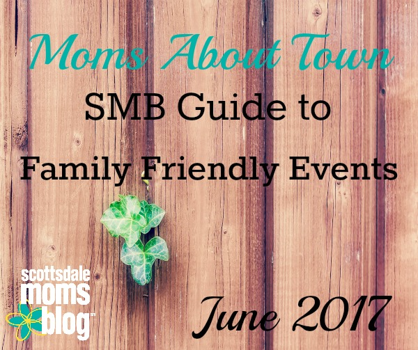 Family Friendly events for June