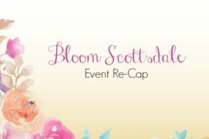 bloom recap