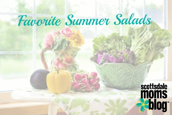 favorite summer salads
