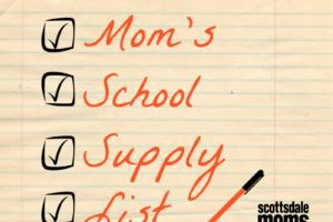 moms school supply list