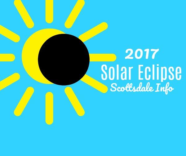 Solar Eclipse Scottsdale