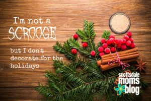 Not a Scrooge
