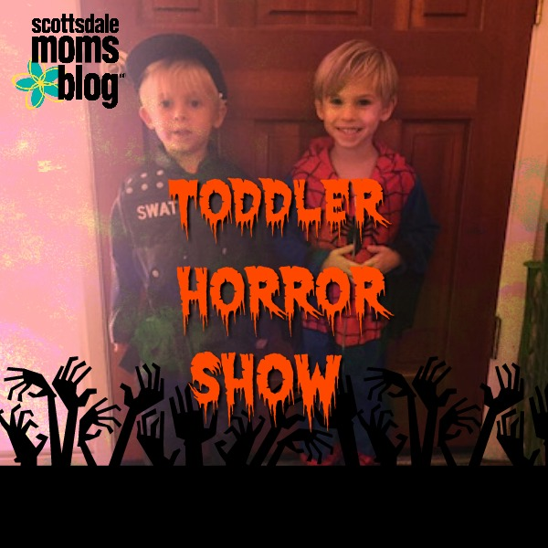 toddler horror show