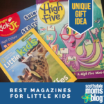 Best Magazines for Little Kids – A Unique Gift Option